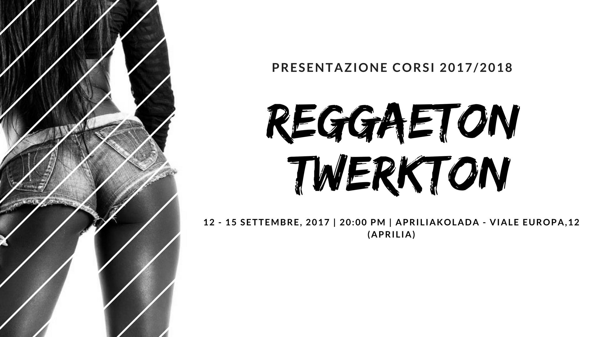 Reggaeton - Twerkton